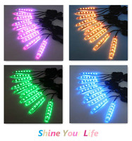 High Lumen 12V Flexible SMD LED Strip with Remote Controller