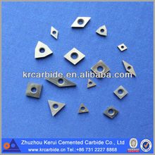 Tungsten carbide of PCD Substrate for make PCBN/CBN inserts