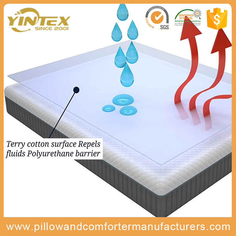 Alibaba Top 1 Hot selling wholesale cheap star hotel hospital waterproof fitted bed sheet plus mattress protector
