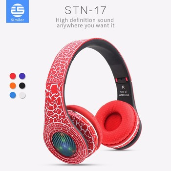 China manufacturer best quality noise cancelling bluetooth headphone