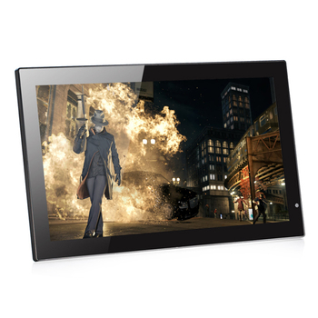 18.5  inch advertising media player loop video advertising display