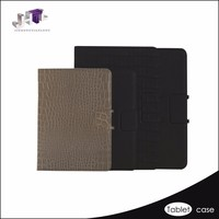 Customizable leather tablet case with Bluetooth Keyboard case