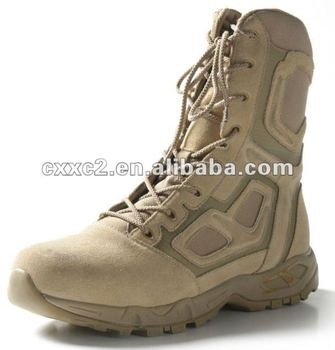 CXB-06 Tactical Combat Boots from China XinXing