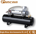 2GL tank Car metal Air compressor supension with 40mm cylinder