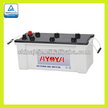 Volta Car Batteries 65017 12V150AH AYOYA