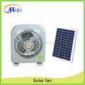 6V/12V 12W AC DC Solar fan with good quality