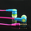 2017 Flat Cable Earphone With Best