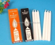 China white candle manufacturer supply cheap high quality white pillar candle