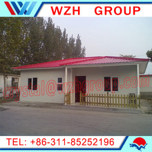 ready made eco-friendly soundproof prefabricated house /prefab house /prefabricated homes
