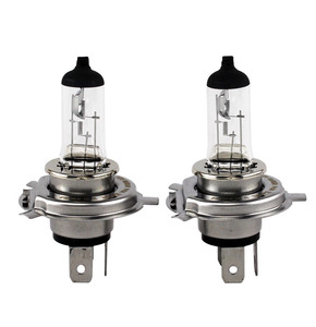 OEM H4 P43t 12V 130/100W 3200K Clear Series Offroad Standard Car Head Light Halogen Bulb Auto Lamps 2PCS