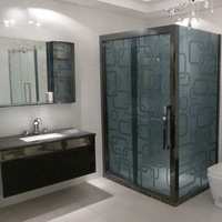 Fashionable Garment seat shower bathroom