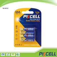 PKCELL looking for distributors,Aluminum foil r03 um4 AAA heavy duty dry battery