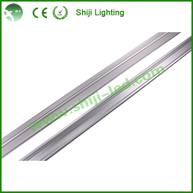 Fluorescent led light with lens DC12V/24V single color led wall washer