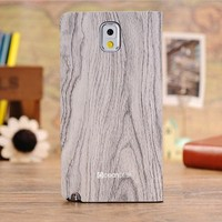 Window flip waterproof case for samsung galaxy note 3 custom case leather stand case