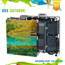 LED Display p4 indoor full color curved led screen led display board