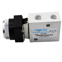 High Quality 2 Position 3 Way Air Pneumatic Mechanical Valve