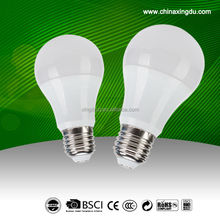 9W high brightness fast heat dissipation global led light bulb