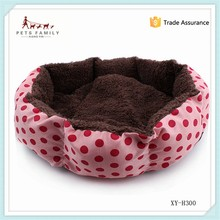 Hot new products for 2015 pet bed high quality luxury teddy golden retriever cat small dog bed pet products manufacturer