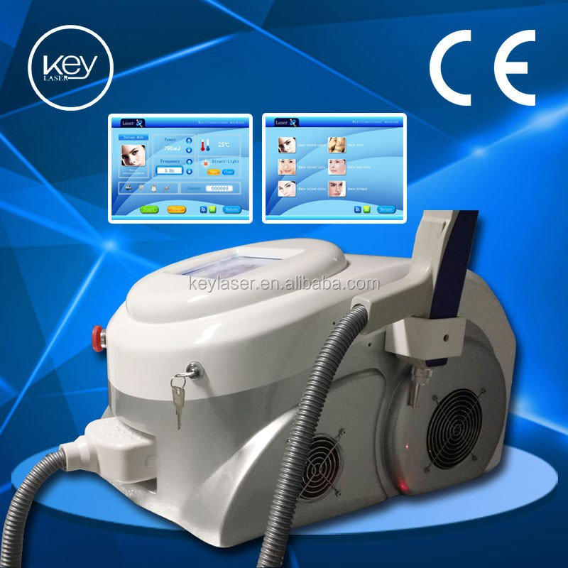 q switched nd yag laser tattoo removal equipment wholesale & salon