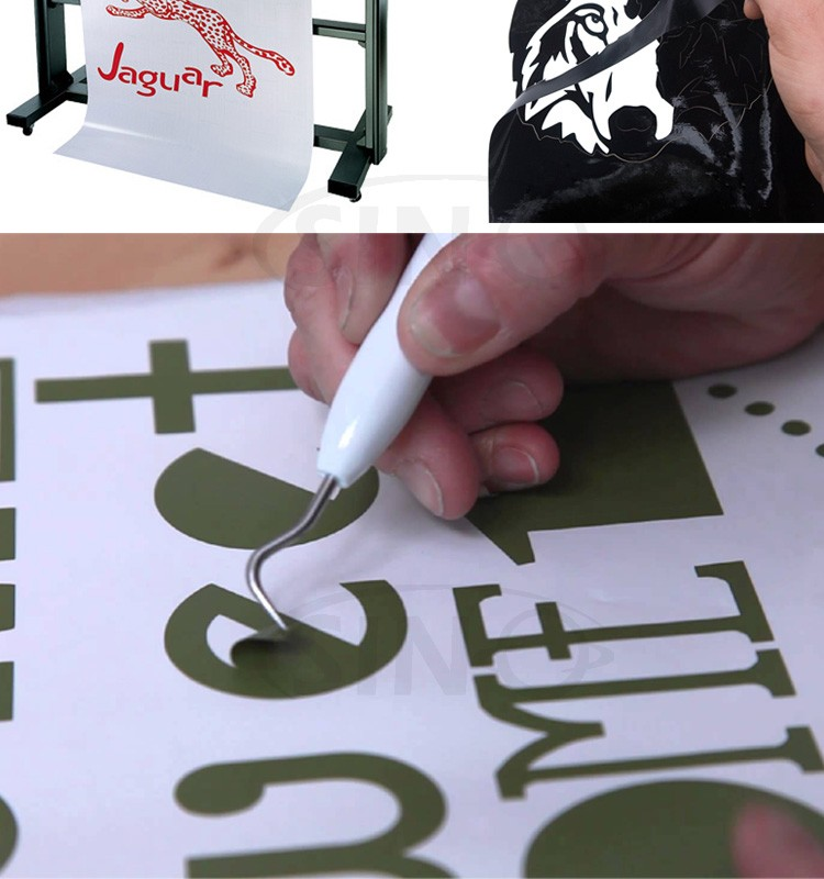 Laser Positionering Contour Functie Gratis Software Vinyl Sticker Grafische Plotter Snijmachine