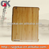 professional factory supply case for ipad case,wood bamboo case for ipad