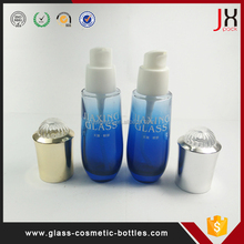 Luxury Cosmetic Glass Bottle Packaging Skin Care Packaging 100ml 120ml Empty Cream Glass Cosmetic Packaging/Jar/Container