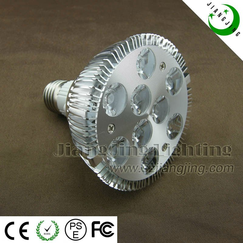 PAR38 9W LED Par Light for Home and Commercial Application