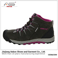 women Outdoor shoes Warm hiking shoes Head layer cowhide Climbing shoes