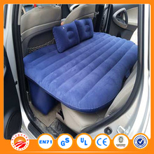 Big promotion! PVC Inflatable travel car air bed for adults car mattress