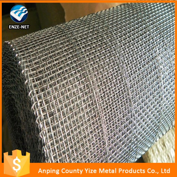 Alibaba China supplier Electric Galvanized Welded Wire Mesh 1/2 1/4 3/4 inch square screen welded wire mesh ( factory )