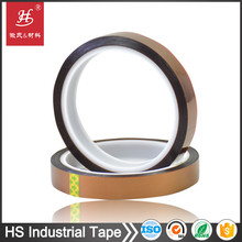 Heat resistant high temperature silicone Polyimide Film Adhesive Tape for 3D printer application