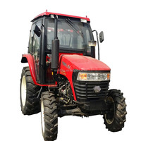 55hp 4wd small tractor for sale