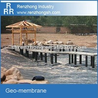 hdpe geomembrane liner for pond