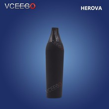 High quality dry herb vaporizer for dry herb, wax, oil 3 in 1 Herova vaporizer cartridge plastic packaging