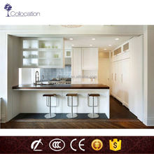 philippines project small kitchen designs solid wood kitchen cabinet