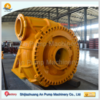 sand and gravel pump for mining and coal