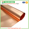 TOB Copper Foil Roll for Lab Lithium Battery Anode Material Experiment