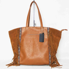 Simple atmosphere Handbags & Messenger Bags Pu Women Handbags