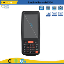 IPS touch screen portable inventory pda with android os rugged PDA401