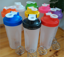 BPA free shaker water bottle,600ml shaking water bottle,The protein plastic water bottle