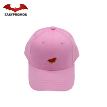 100% Cotton Custom Baseball Cap 3D Embroidered Hat Cap