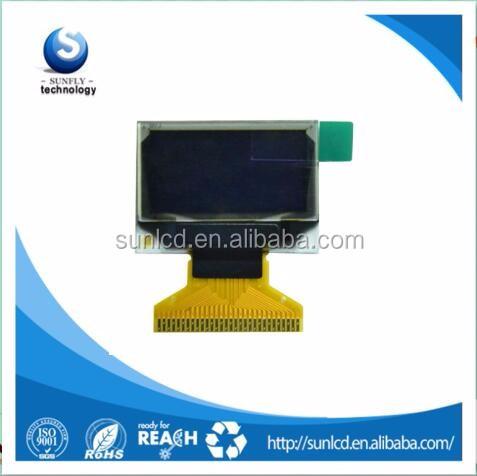 small 1.3 inch 128X64 oled with controller SSD1306 oled display