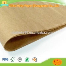 2017 China Paper Mill Excellent Brown Kraft Corrugated Fluting paper
