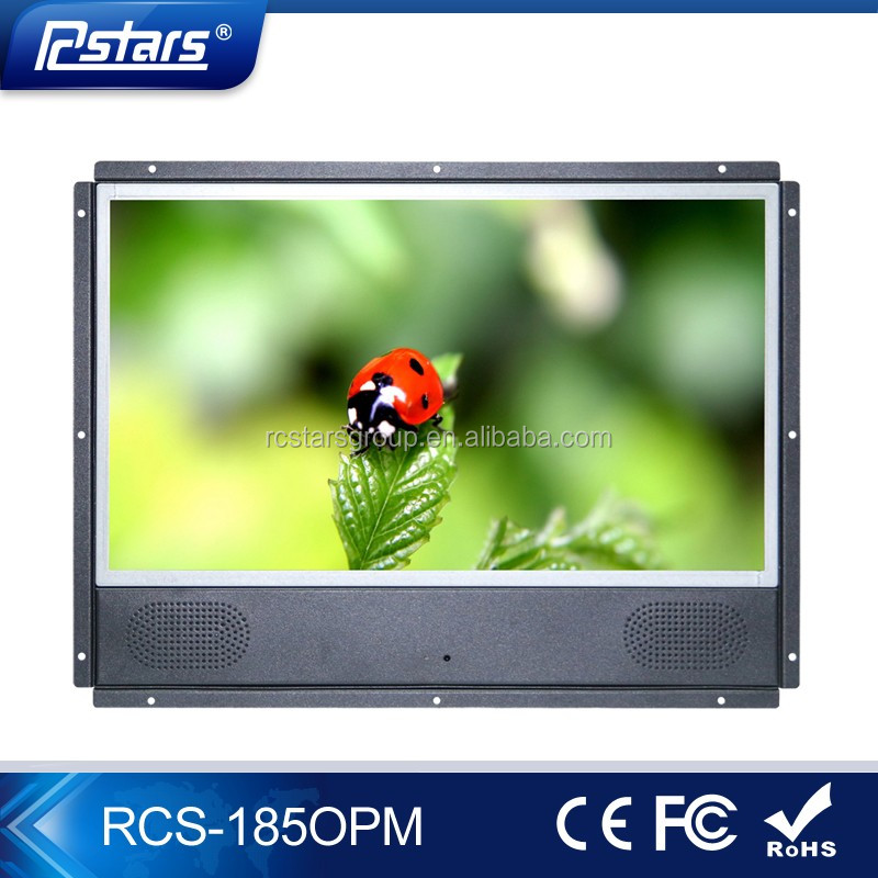 Rcstars 18.5 Inch tft lcd screen roof mount monitor