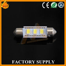 Pure White 12V 31MM 5630 SMD3 LED Car Lights Led Auto Festoon Dome