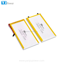 3.7v 4555114 3200mah Lithium Ion polymer Battery by China manufacturer