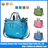 Outdoor sports travel waterproof ripstop nylon functional travel messenger bag