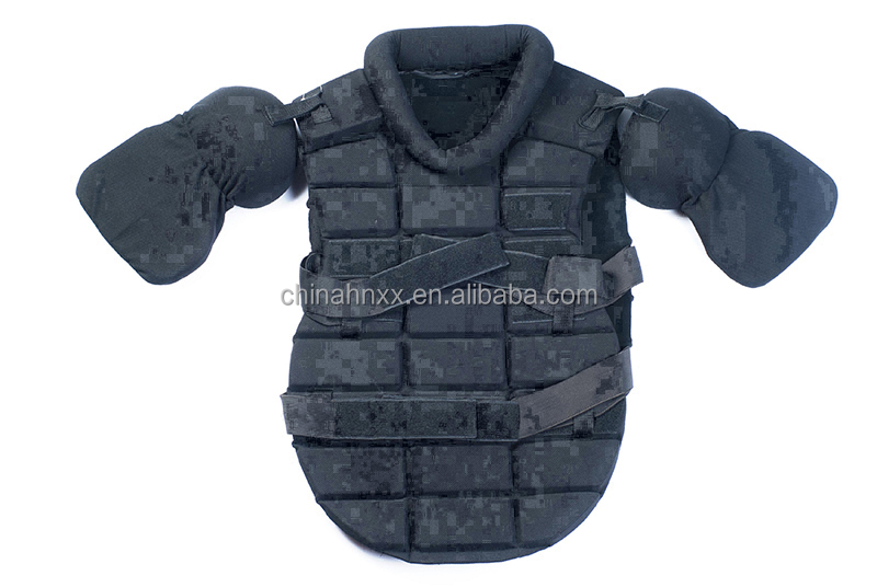 military anti riot body armor body protector protective vest