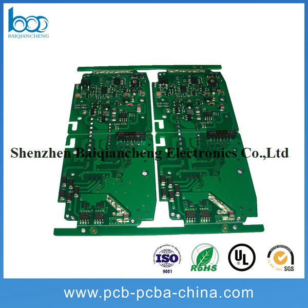 Fr4 material pcb game player pcba exported
