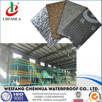 Small scale manufacturing machines of SBS rubber waterproofing products